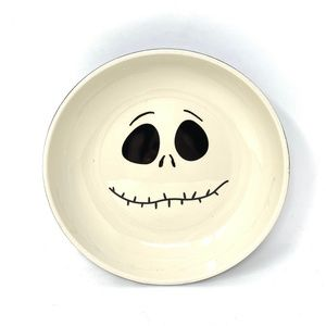 "Nightmare before CHRISTMAS Candy Dish 9"" Round"
